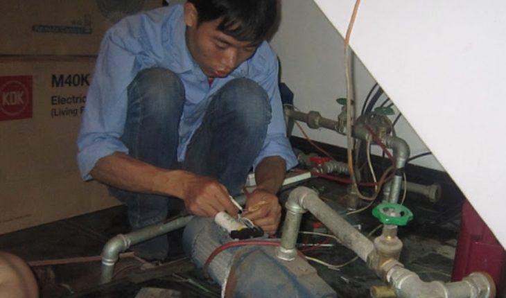 sửa chữa điện nước tại thanh trì