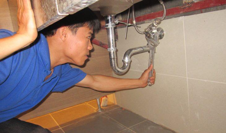 sửa chữa điện nước tại mai động
