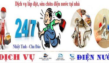 dịch vụ sửa chữa điện nước tại Hà Nội
