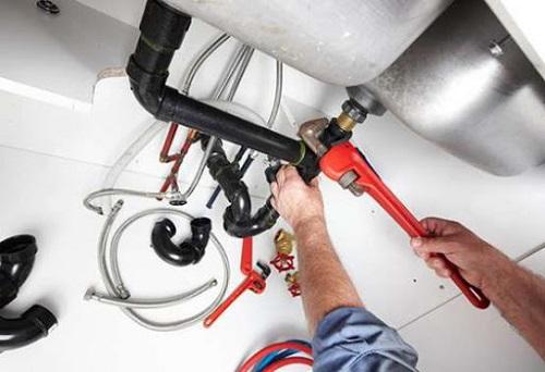 sửa chữa ống nước
