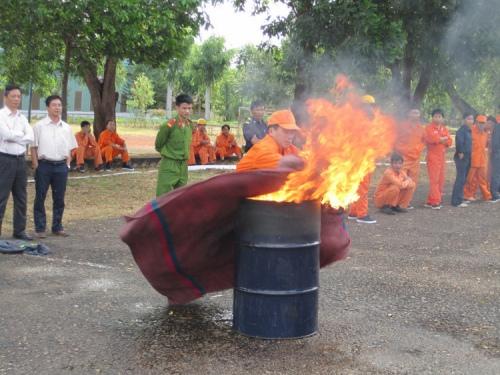 học dập lửa