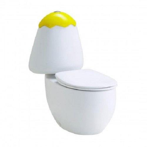 bồn cầu quả trứng