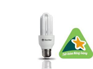 cách sửa bóng đèn compact rạng đông