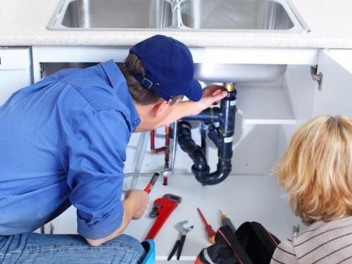 sửa chữa đường ống nước tại Đống Đa