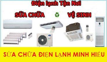Sửa chữa điện lạnh tại Đống đa