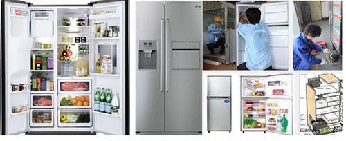 sửa tủ lạnh tại đống đa
