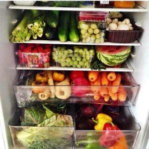 tủ lạnh không mát