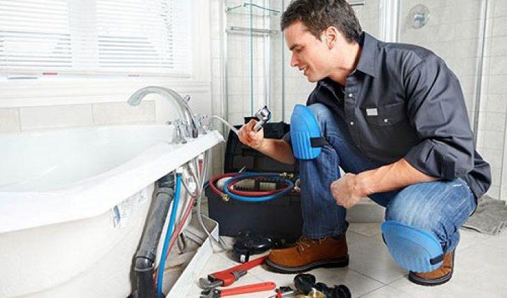 tay nghề thợ sửa đường ống nước