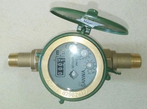 đồng hồ nước 4 số