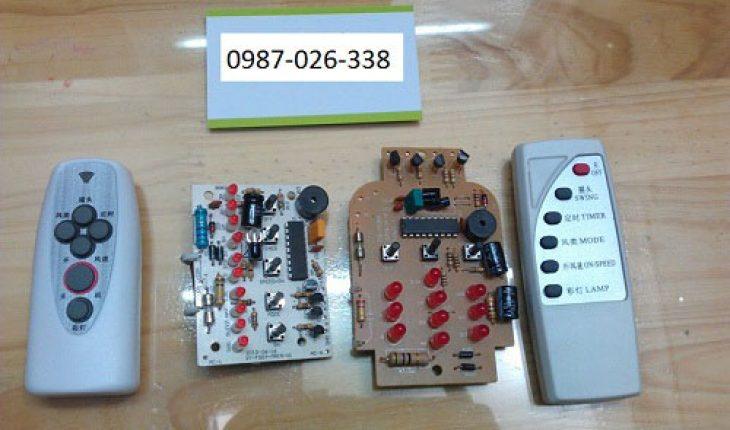 bộ điều khiển vi mạch quạt