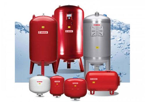 Tìm hiểu về cấu tạo, chức năng, ưu điểm và phân loại bình tích áp thủy lực