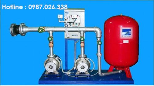 bình tích áp cho máy bơm nước gia đình