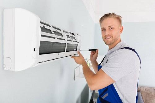 Gọi thợ sửa chữa điện nước lắp máy lạnh
