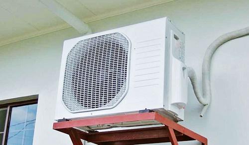 lắp dàn nóng máy lạnh cho phòng trọ