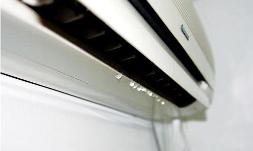 rò rỉ nước từ máy lạnh