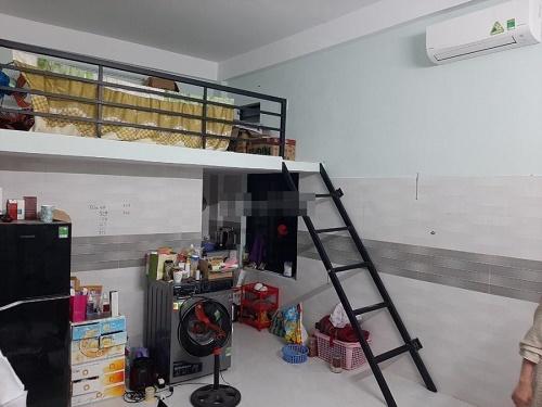 vị trí lắp máy lạnh phòng trọ