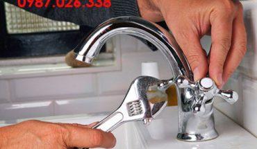 Cách sửa vòi nước lavabo
