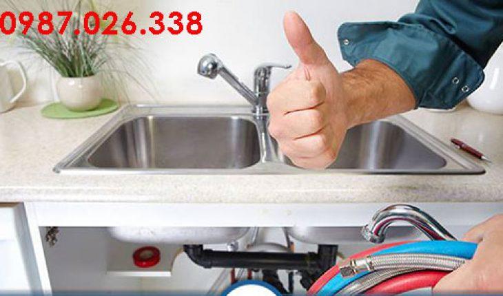 Sửa vòi nước rửa bát