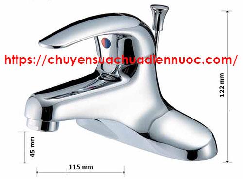 Vòi nước lavabo Inax