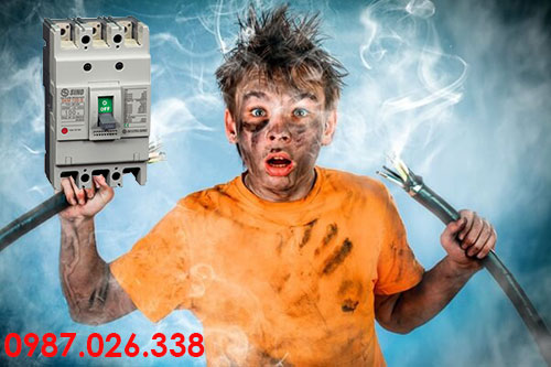 Sử dụng aptomat để hạn chế cháy chập điện gia đình