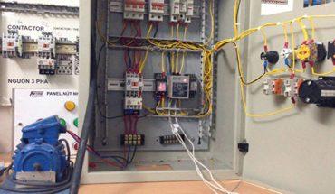 cách đấu tủ điện 3 pha