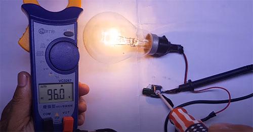 Chỉnh để lấy điện áp 100v/ 110v