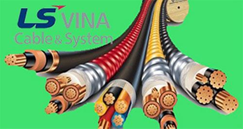 Dây dẫn điện LS - Vina