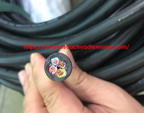 Đặc điểm của dây dẫn điện 3 pha