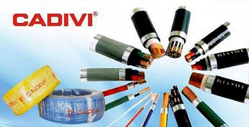 Dây dẫn điện Cadivi