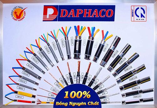 Dây dẫn điện Daphaco