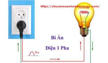 điện 1 pha là gì