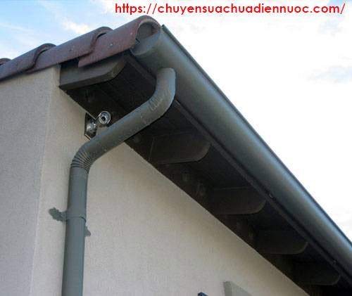 Hệ thống thoát nước mưa là gì