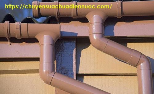 Kích thước ống thoát nước mưa