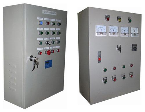Thi công tủ điện và lắp đặt vỏ