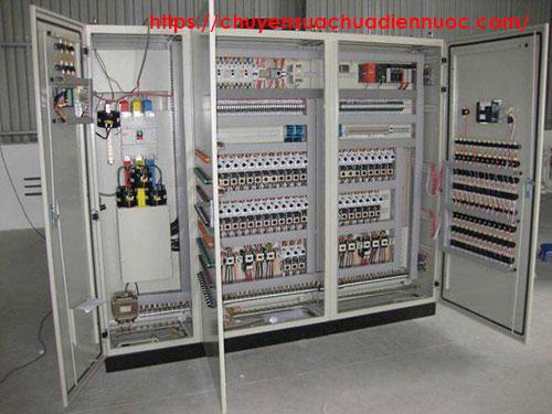 Tủ điện 3 pha công nghiệp