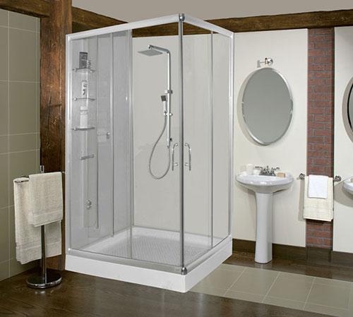 Vị trí lắp đặt bồn tắm đứng