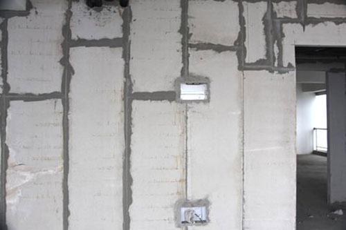 đi dây điện âm tường