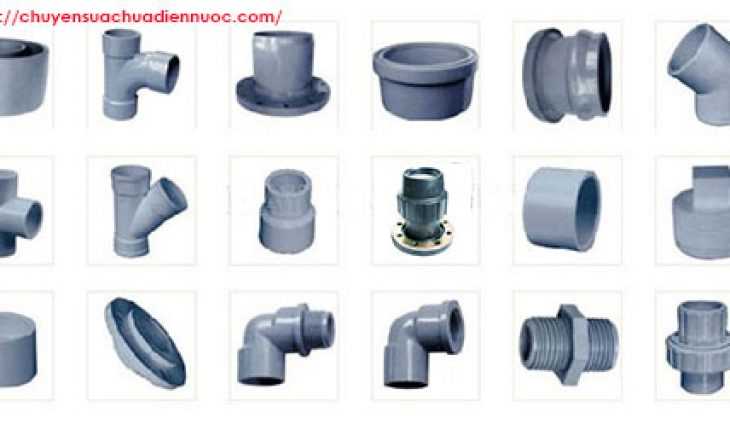 các loại cút nối ống nhựa