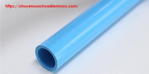 Độ dày của ống thoát nước thải phải phù hợp