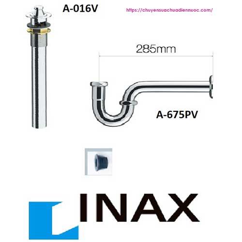 Xi phông chậu rửa mặt Inax