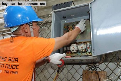 sửa điện dân dụng tại nhà