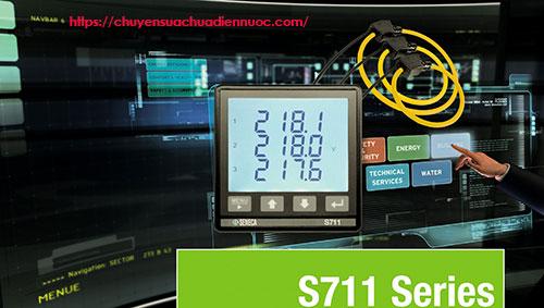 Đồng hồ đo công suất điện 3 pha