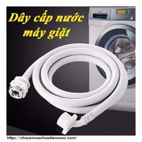 dây cấp nước máy giặt 5m