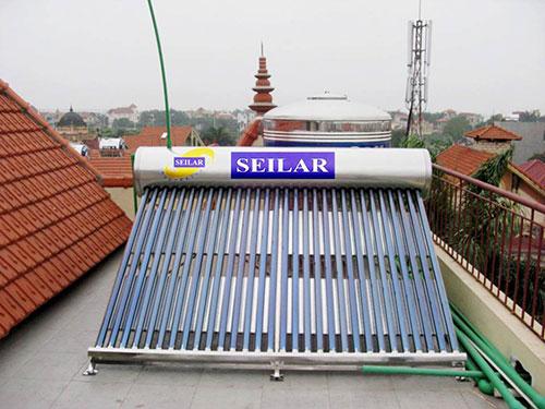 Máy nước nóng năng lượng mặt trời Seilar