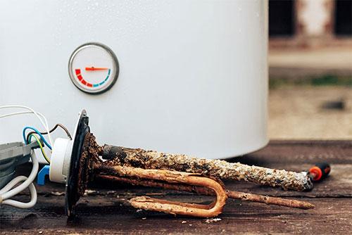Máy nước nóng trực tiếp bị rò điện