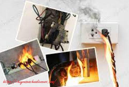 Cách sửa cầu chì bị cháy